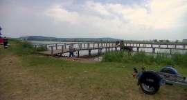 Zmarł 24-latek, który wpadł po wywróceniu  pontonu