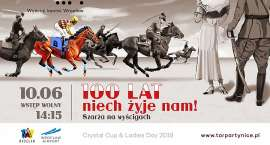 Szarża ułańska, Crystal Cup i Ladies Day – 100 lat niepodległości na Wrocławskim Torze Wyścigów Konn