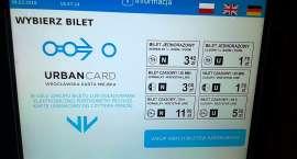 Dwa miesiące z nowym systemem Urbancard we Wrocławiu