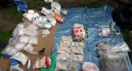 Dolnośląscy policjanci zabezpieczyli blisko 40 kg narkotyków o czarnorynkowej wartości około 2,2 mln