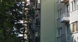 Pijany amator wspinaczek włamał się do mieszkania na 3 piętrze - wchodził przez balkony..
