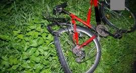 15-letni rowerzysta ranny w wypadku