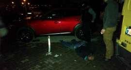 Areszt dla złodzieja samochodów.