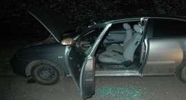 Samobójca odkręcił w aucie butlę gazową