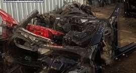 Uderzenie w przestępczość samochodową - zlikwidowane dziuple, gdzie trafiały luksusowe auta kradzion