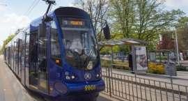 Cztery osoby ranne po gwałtownym hamowaniu tramwaju