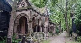 Odkryj tajemnice Starego Cmentarza Żydowskiego
