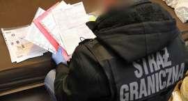 SG zatrzymała fałszerza zezwoleń na pracę dla cudzoziemców