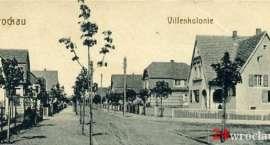 Wrocławski Brochów – dawne miasteczko kolejowe