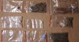 Domowa awantura i narkotyki