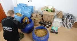 Zatrzymano wyroby tytoniowe o wartości 70.000 zł