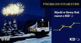 Sylwestrowy pociąg Kolei Dolnośląskich pojedzie do Szklarskiej Poręby