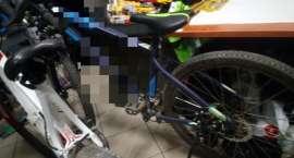 Policjanci zatrzymali złodziei rowerów