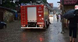 800 interwencji strażaków w regionie