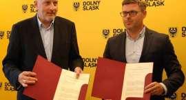 Wrocławska Kolej Aglomeracyjna się rozwija
