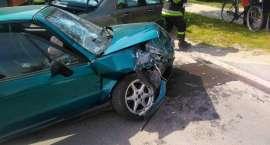 Groźny wypadek w Żórawinie