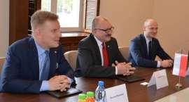 Amerykańscy dyplomaci na Dolnym Śląsku