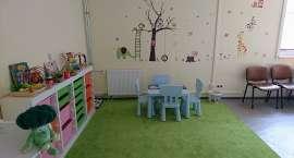 Poczekalnia dla dzieci w Dolnośląskim Urzędzie Wojewódzkim
