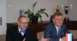 Ambasador Luksemburga z wizytą na Dolnym Śląsku
