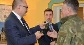 Ukraińscy żołnierze wracają do zdrowia na Dolnym Śląsku