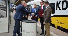 250 mln na nowe pociągi