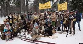 W Szklarskiej Porębie królowało narciarstwo w stylu retro!