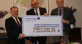 Blisko 8 mln euro na modernizację dwóch dróg i budowę mostu