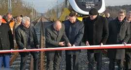 Nowy most kolejowy Bielawa Dolna – Horka połączył Dolny Śląsk z Saksonią