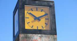 Zegar z Duchem Czasu znowu chodzi