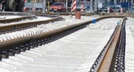4 czerwca – wymiana rozjazdów, zmiana tras tramwajów