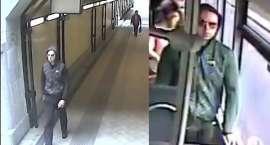 Nowe zdjęcia i film w sprawie poszukiwań mężczyzny w związku z wybuchem w centrum Wrocławia