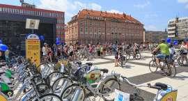 Wrocławski Rower Miejski - 1,5 mln wynajmów