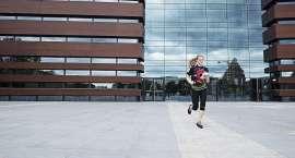 Bieg na orientację w Narodowym Forum Muzyki
