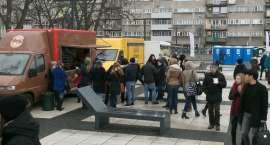 Food Trucki na Nowym Targu [WIDEO]