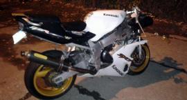 Tragiczny wypadek w Nysie. Nie żyje motocyklista