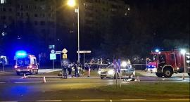 Tragedia w Jeleniej Górze. Nie żyją dwie osoby potrącone przez samochód