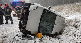 Atak zimy w Karkonoszach