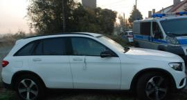 Policyjny pościg za skradzionym autem