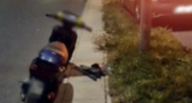 15-latek uciekał policjantom motorowerem