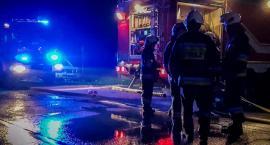 Potężny wyciek gazu w Jeleniej Górze
