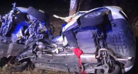 Tragiczny wypadek pod Jelenią Górą