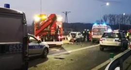 Tragiczny wypadek drogowy w Kłodzku. Zginęło kilkumiesięczne niemowlę