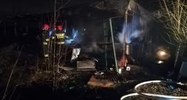 W pożarze pod Wrocławiem zginął mężczyzna