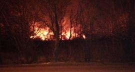 Ogromny pożar we Wrocławiu