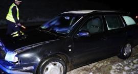 Pijany uciekał skradzionym autem. Niedawno opuścił więzienie za dobre sprawowanie