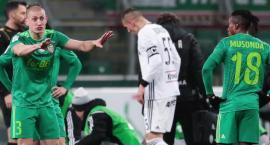 Legia lepsza od Śląska. Emocje w końcówce