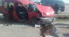 Śmiertelny wypadek na obwodnicy Świdnicy