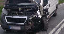 Groźny wypadek pod Kobierzycami