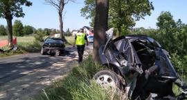 18-letni kierowca zginął w wypadku