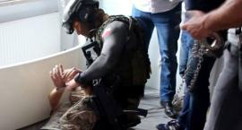 Zatrzymanie zabójcy 10-letniej dziewczynki z Mrowin (film)